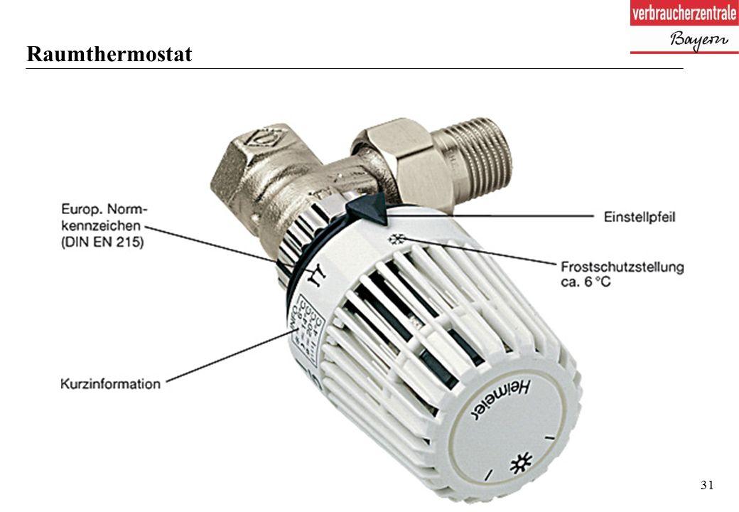 31 Raumthermostat