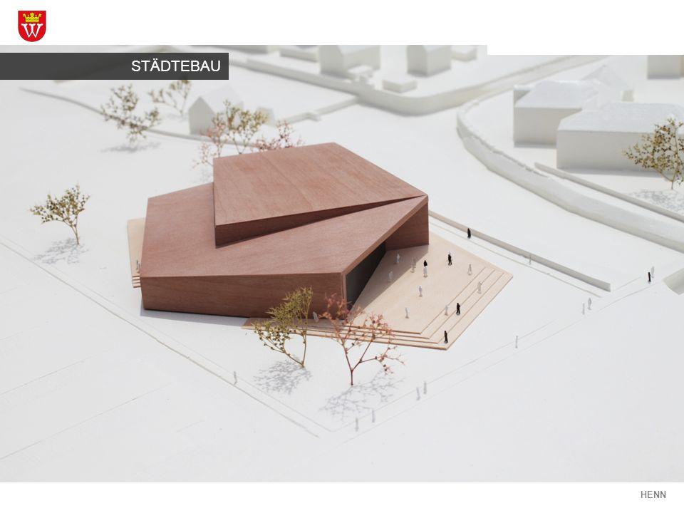 Kultur- und Veranstaltungshaus Weikersheim HENN STÄDTEBAU