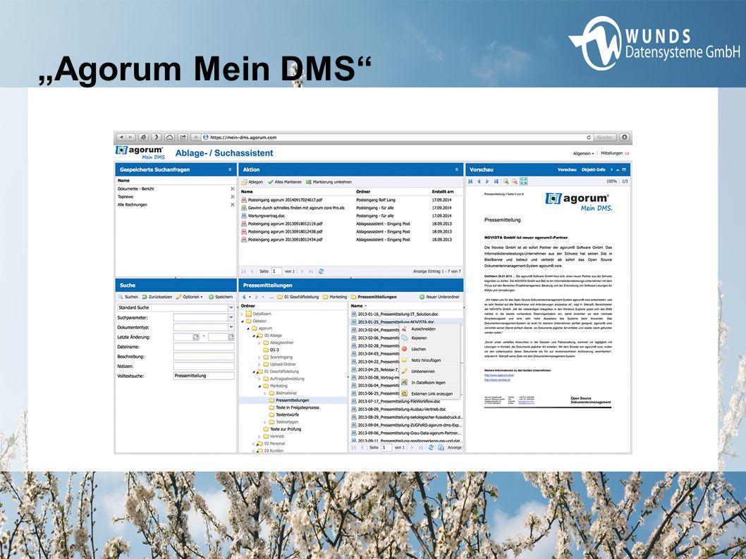 Mit einem DMS können Sie die gesetzlichen Vorgaben praktisch im Vorbeigehen erfüllen und haben dazu auch noch den Mehrwert, einer umfassenden Integration in Ihre Geschäftsprozesse.