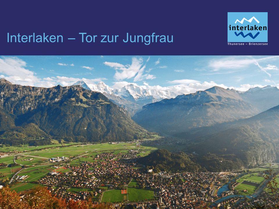 Interlaken – Tor zur Jungfrau