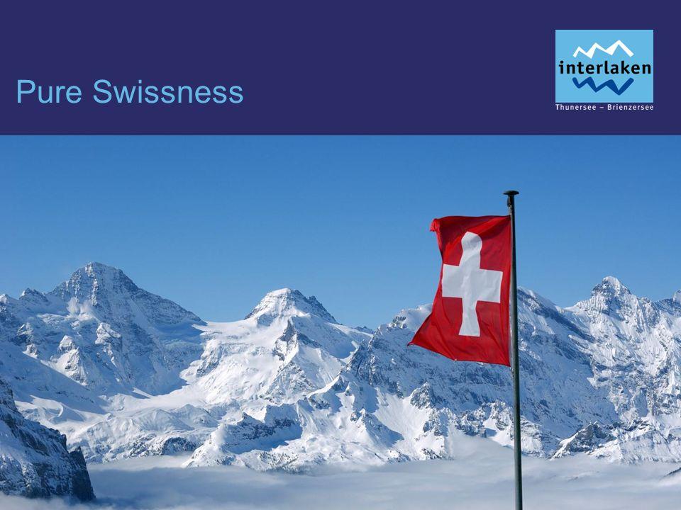 Pure Swissness