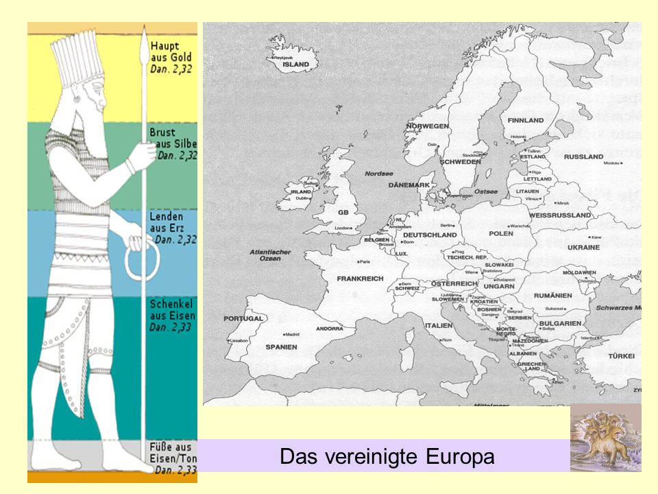 Das vereinigte Europa