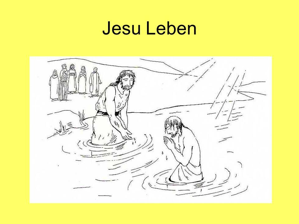 Jesu Leben