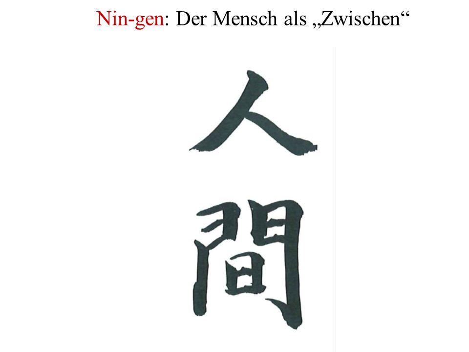 """Nin-gen: Der Mensch als """"Zwischen"""