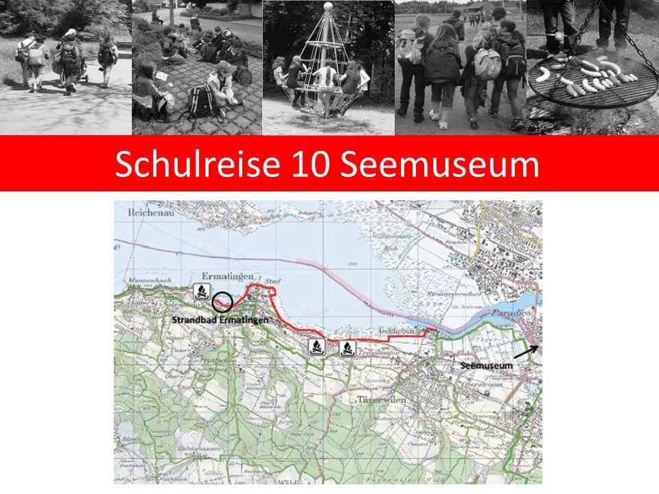 Schulreise 10 Seemuseum