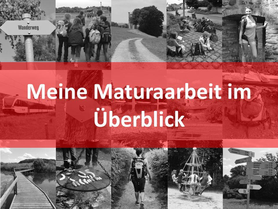 Zukunftsbedeutung von Schulreisen im Kanton Thurgau