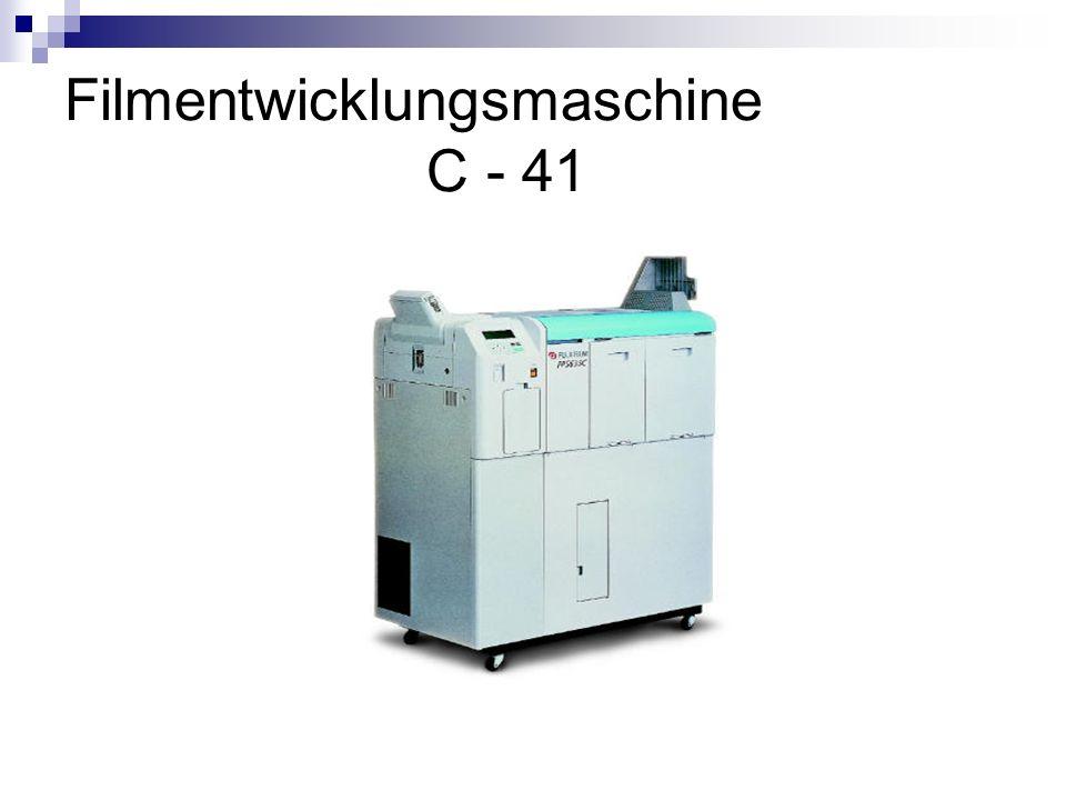 Scan - Maschine
