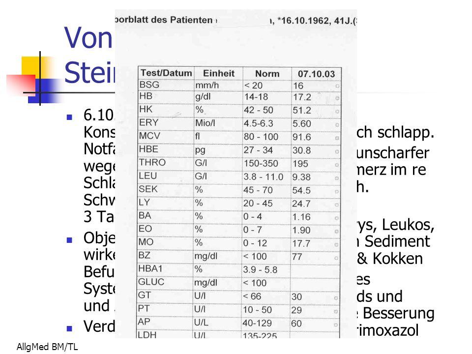 AllgMed BM/TL Von Barbieren und Steinschneidern....