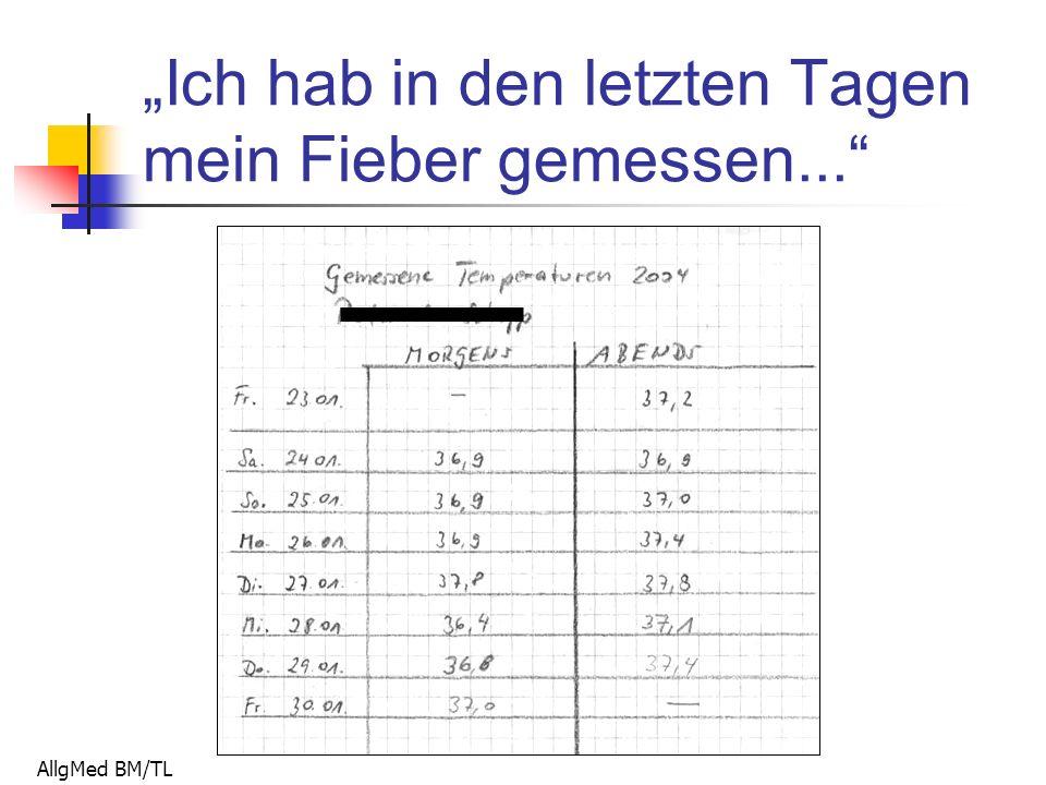 AllgMed BM/TL Ein einfacher Fall...7.