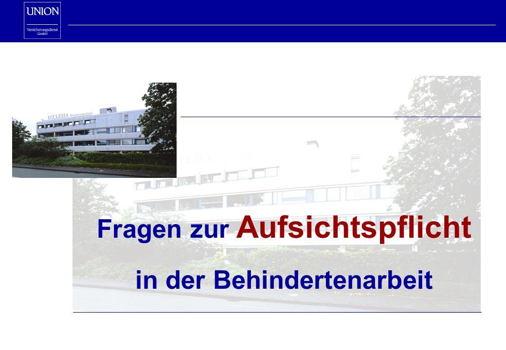 Union Versicherungsdienst Detmold (Abteilung HUK-Schaden) * Unsere Erfahrung: ca.