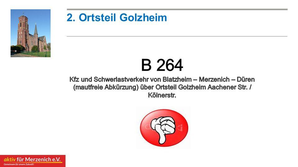2. Ortsteil Golzheim