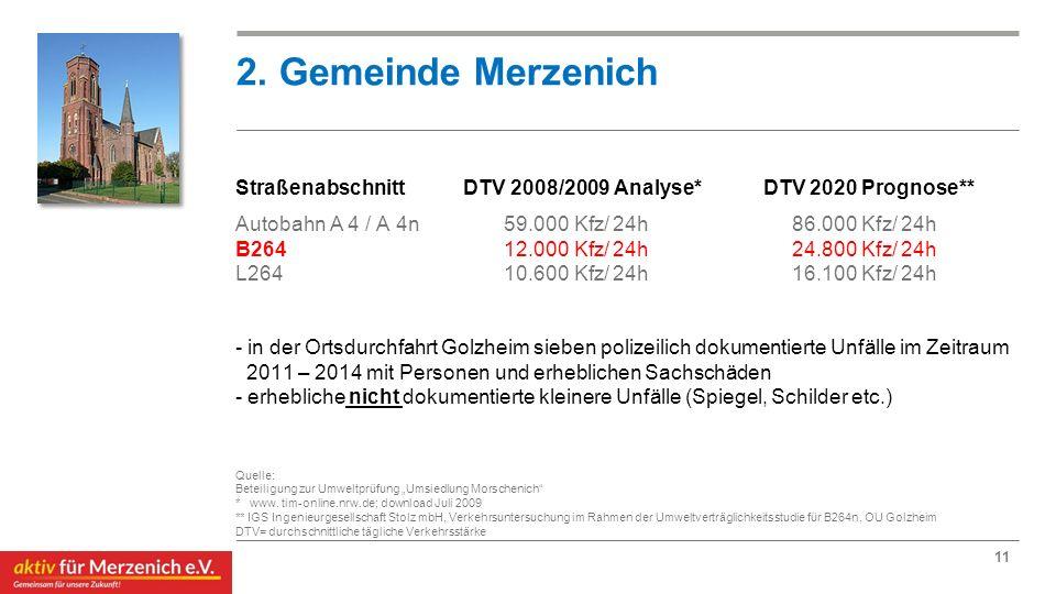 2. Gemeinde Merzenich 11