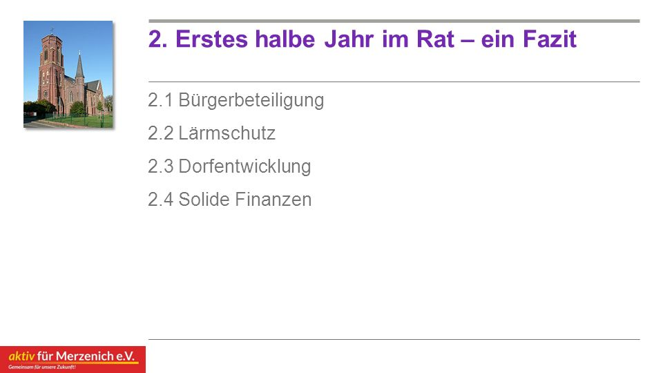 2.1 Ortsumgehung Golzheim TOP 8.2 im Bau-, Planungs- und Umweltausschuss in der 10.