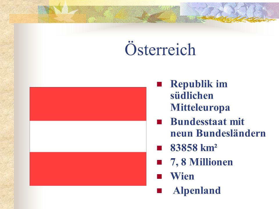 Typisch österreichisch.