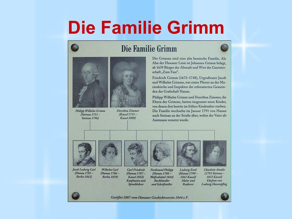 Größte deutsche Märchenerzähler