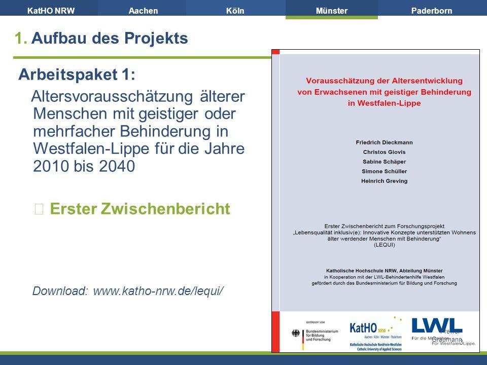 KatHO NRWAachenKölnMünsterPaderborn 1.