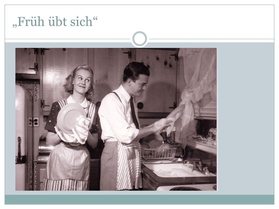 """""""Früh übt sich"""