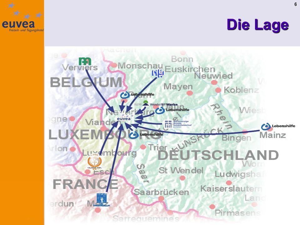 17 anerkannte Werkstatt für behinderte Menschen WEW GerolsteinWEW HermesdorfWEW Weinsheim euvea Neuerburg