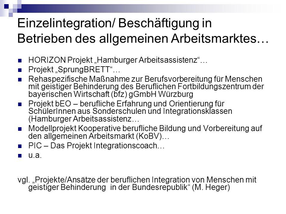 bereichsspezifisch  Seifert, Monika (1997): Wohnalltag von Erwachsenen mit schwerer geistiger Behinderung.