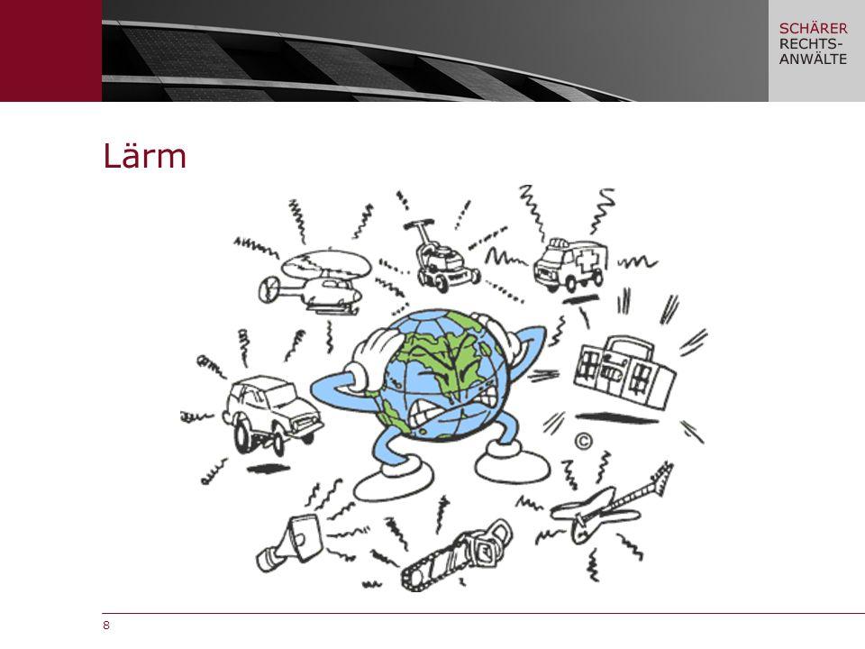 9 Verpflichtung des Betriebs- und Anlageninhabers, unabhängig von Grenzwerten mit allen nach dem neuesten Stand der Technik machbaren baulichen und betrieblichen Massnahmen Dauer und Intensität des Lärms zu begrenzen, soweit die Realisierung dieser Massnahmen für den Betrieb finanziell tragbar ist.