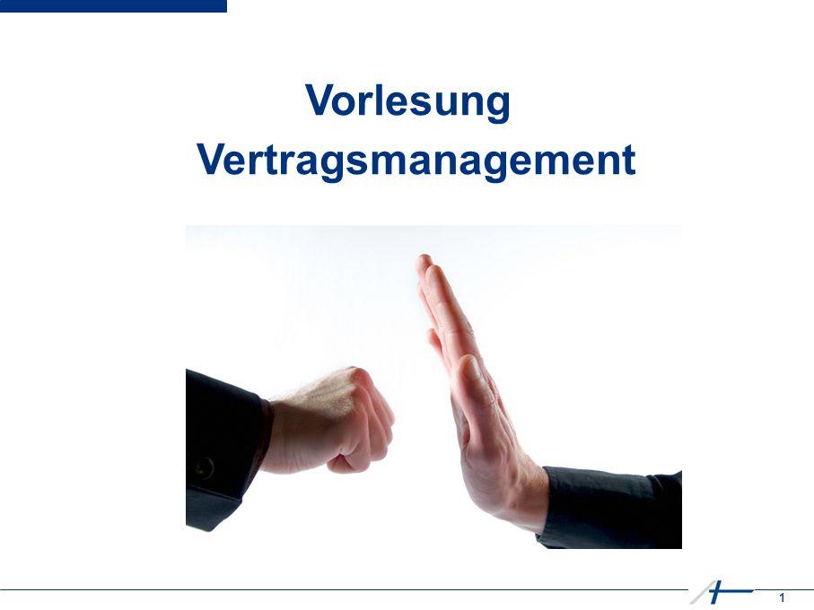 2 Vertragsmanagement Bausteine eines VertragesClaimKaufmännischer BereichPartner Vertragsmanagement Bausteine eines Vertrages Kaufmännischer Bereich PartnerClaim