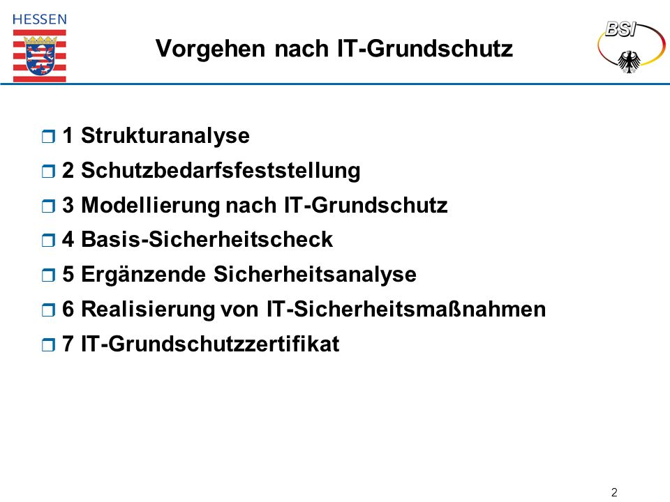 33 GS-TOOL  Basis- Sicherheits- Check  Check - permanent  Revision