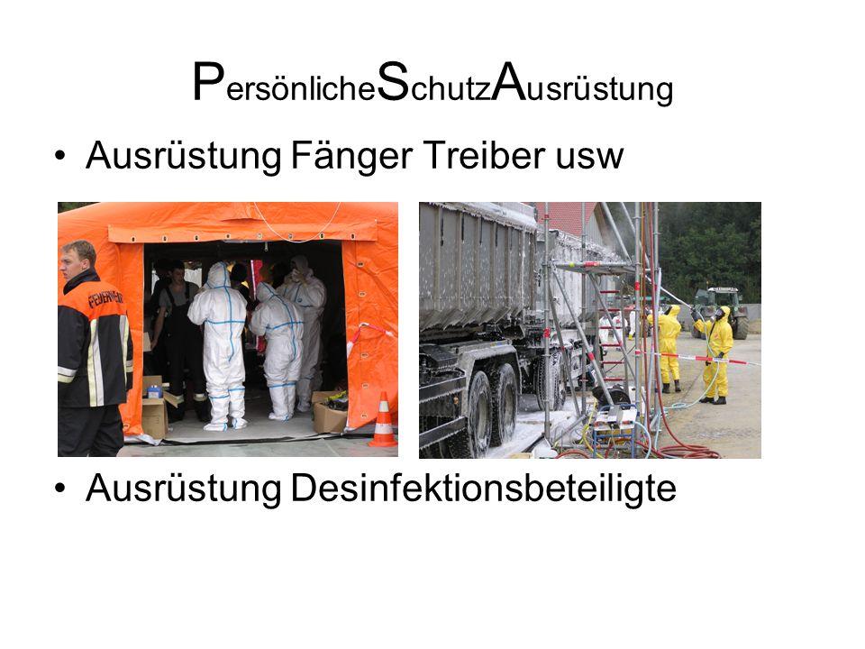 P ersönliche S chutz A usrüstung Ausrüstung Fänger Treiber usw Ausrüstung Desinfektionsbeteiligte