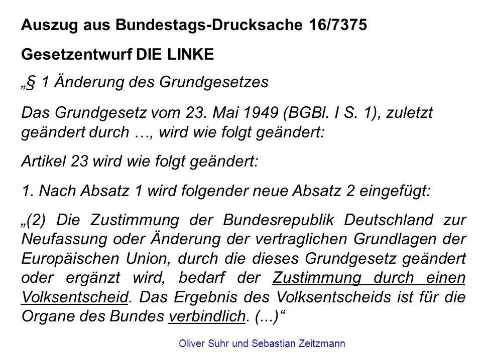 volksentscheid deutschland grundgesetz