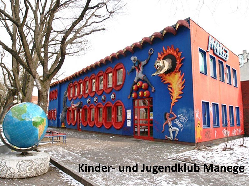 Kinder- und Jugendklub Manege