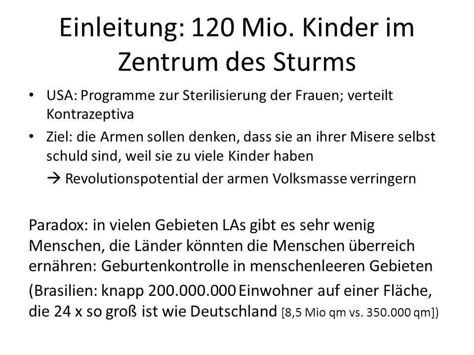 Einleitung: 120 Mio.