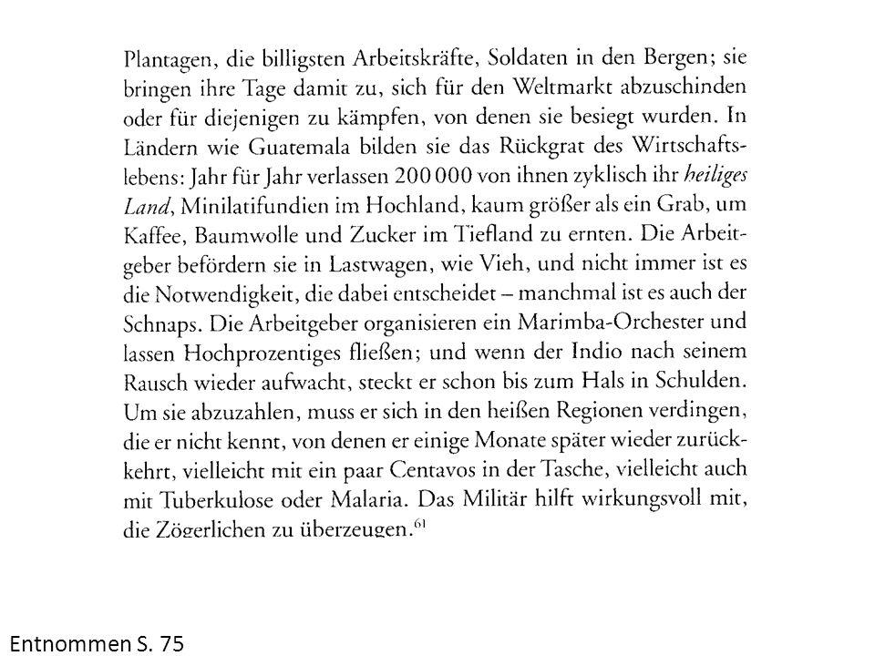 Entnommen S. 75