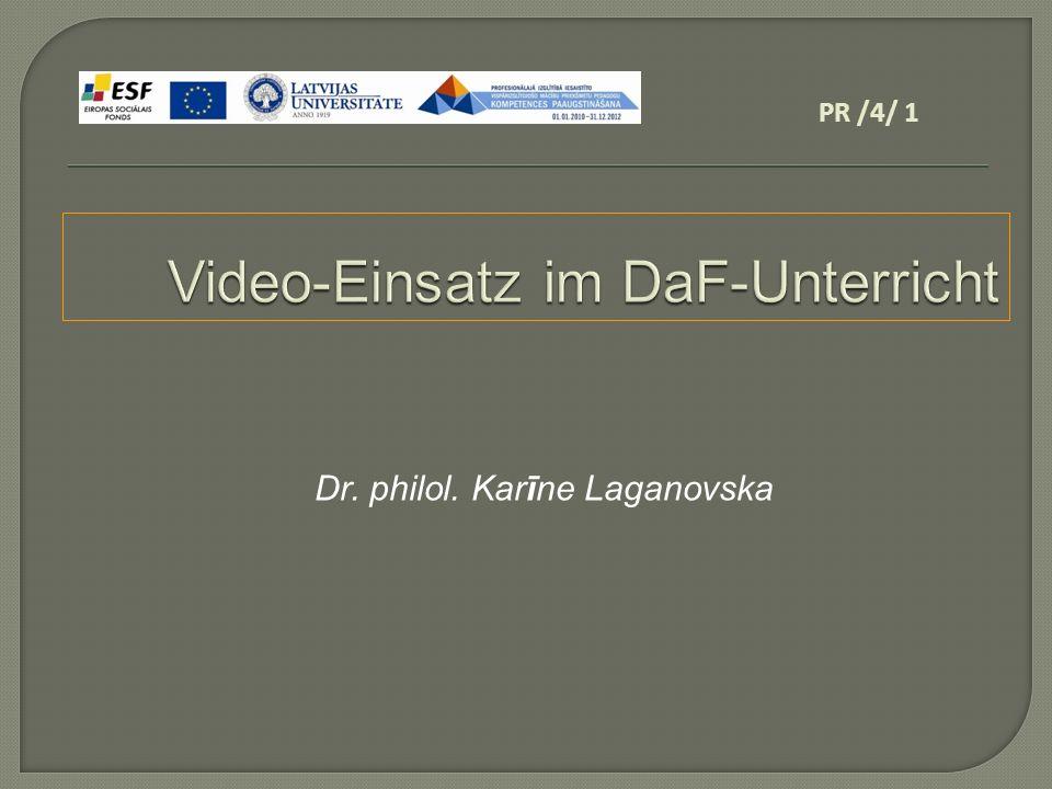 Dr. philol. Karīne Laganovska PR /4/ 1