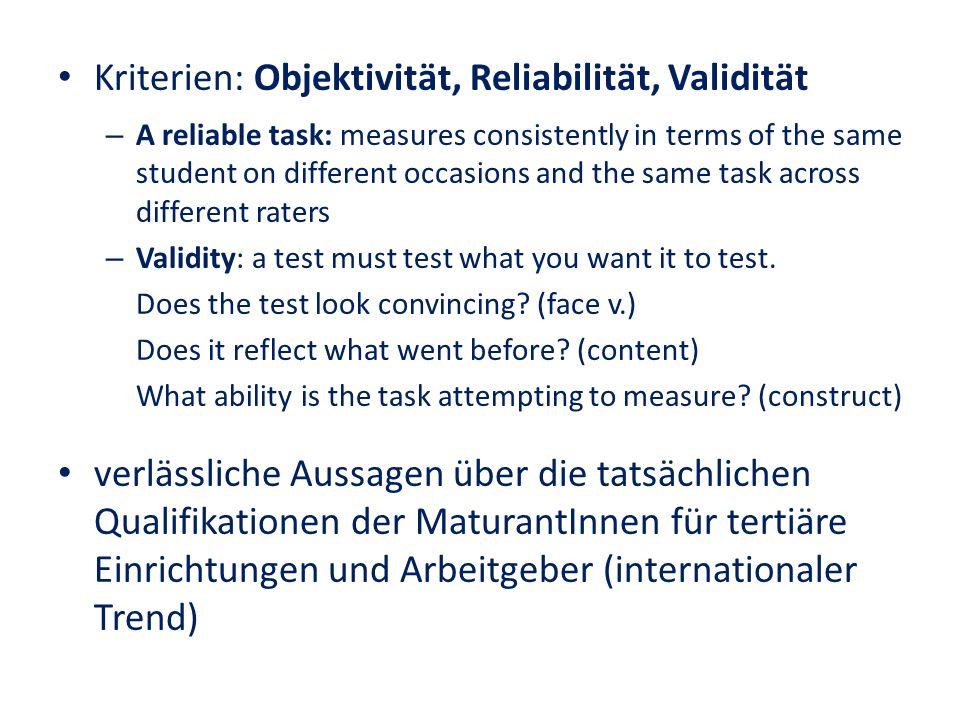 Korrektur rezeptiven Fertigkeiten und Sprachverwendung im Kontext erfolgt nach einem verbindlichen Korrektur- und Lösungsschlüssel.