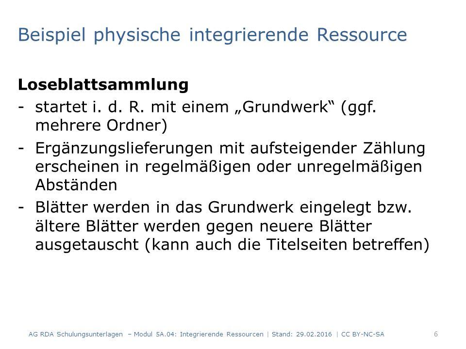 27 RDAElementErfassung 6.1.3.3.2 Früherer bevorzugter Titel des Werks Praxishandbuch Windows Security Administration (ggf.