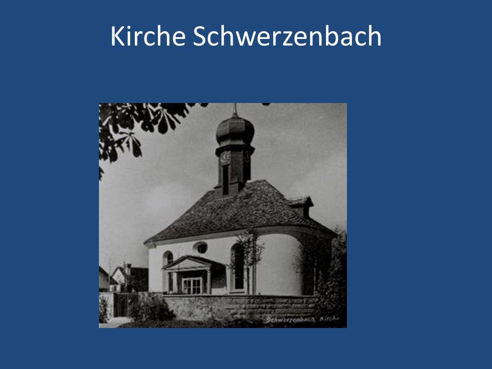 Kirche Schwerzenbach