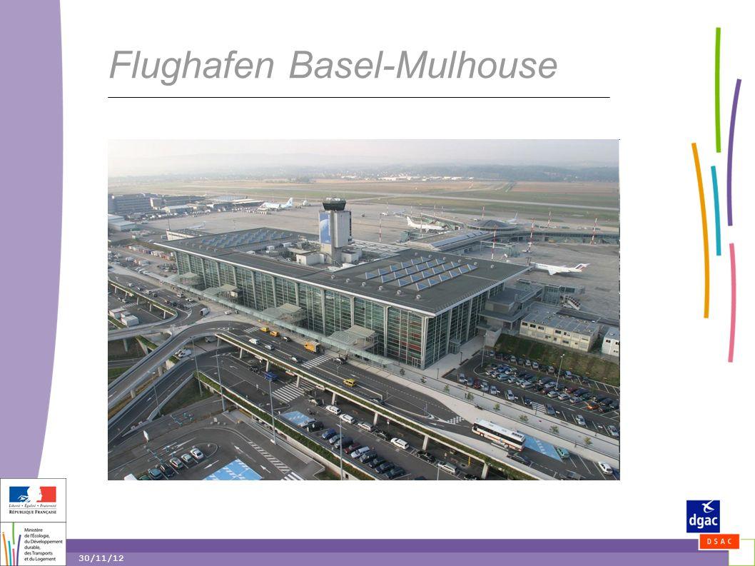2 2 30/11/12 Flughafen Basel-Mulhouse