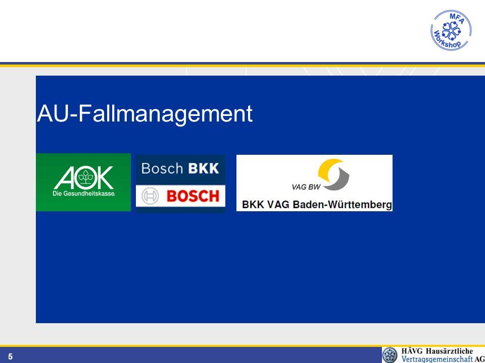 5 AU-Fallmanagement