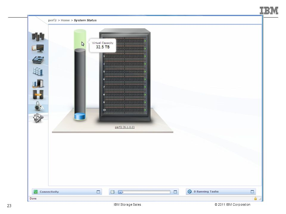 IBM Storage Sales © 2011 IBM Corporation 23