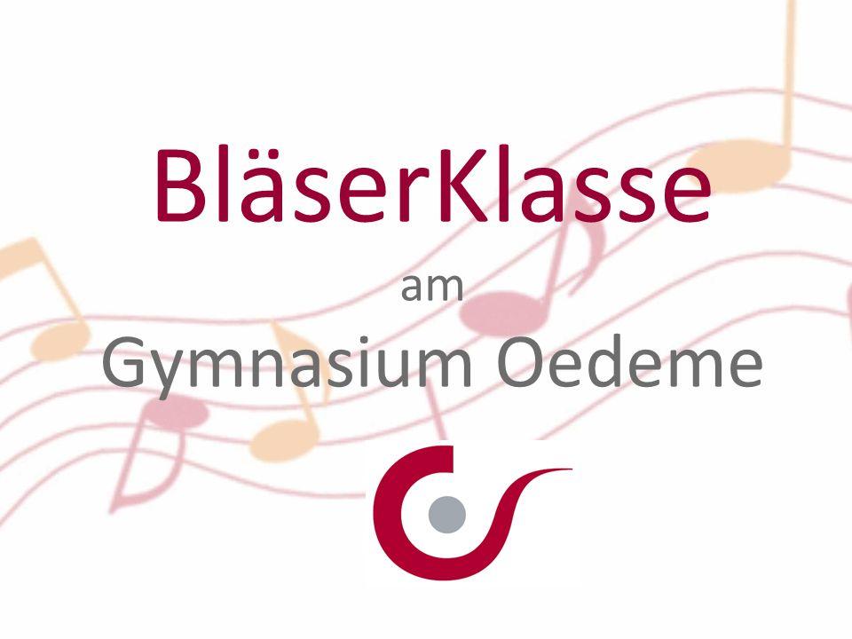 Was ist die BläserKlasse?...ist Klassenmusizieren mit Orchesterblasinstrumenten wie z.B.