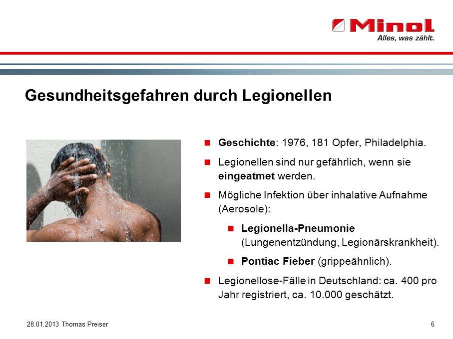 1728.01.2013 Thomas Preiser 3.Probeentnahme bei Minol Terminierung per Postkarte ca.
