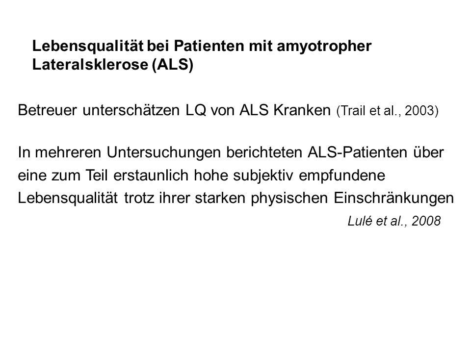 Niels Birbaumer, Psychologieprofesor, Tübingen, Washington: Anfangs fürchten ALS-Patienten den späteren Autonomie- und Kontrollverlust.