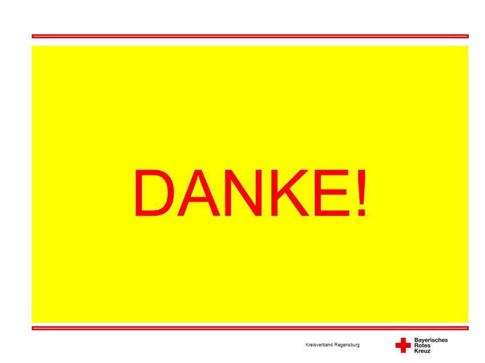 Kreisverband Regensburg DANKE!