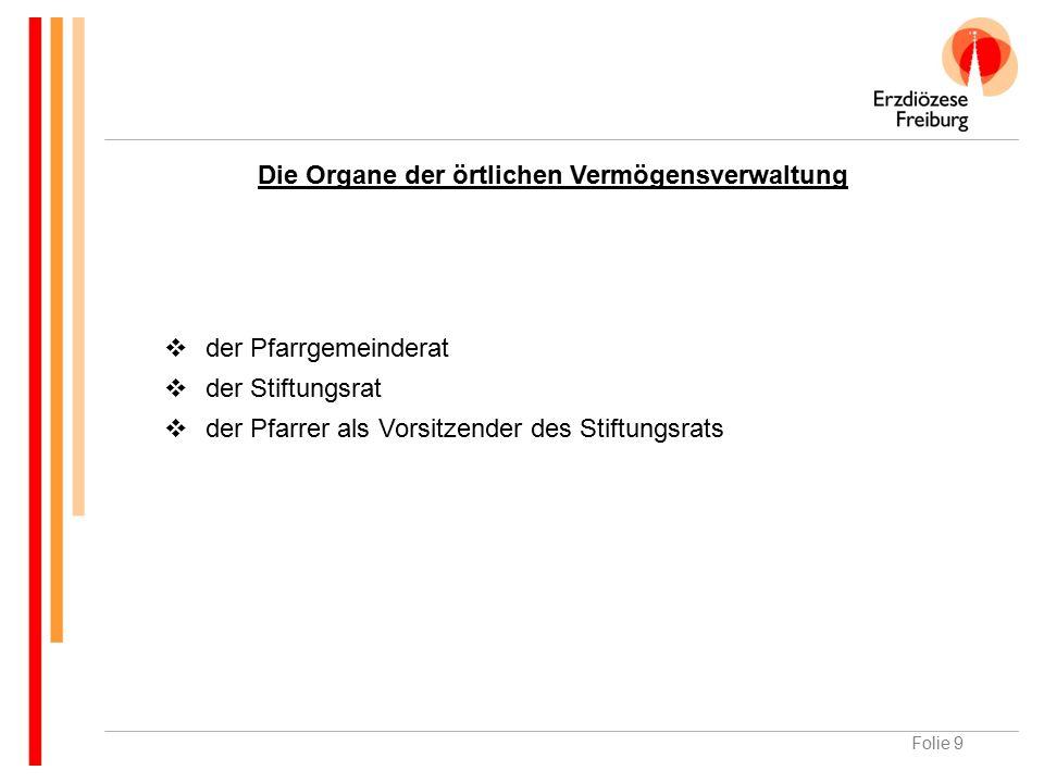 Folie 20  Erweiterung der Befugnisse des stv.Stiftungsratsvorsitzenden durch Auftrag (§ 14 Abs.