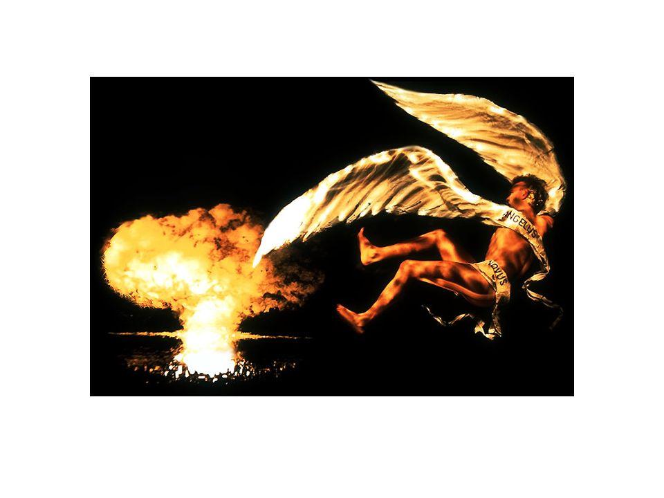 Graham Budgett: Der Engel der Geschichte (1987)
