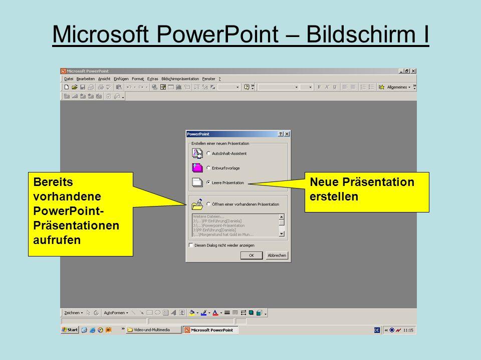 Was ist PowerPoint. Microsoft PowerPoint Was kannst du mit PowerPoint erreichen.