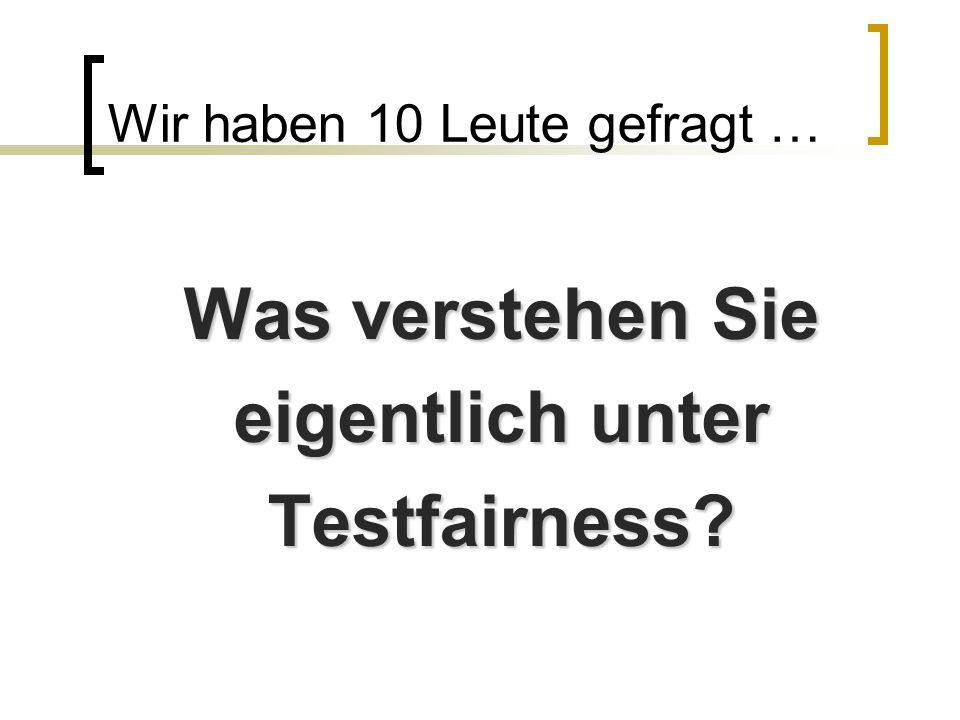 "Was ist ""fair .(1) treating each person, side, etc."