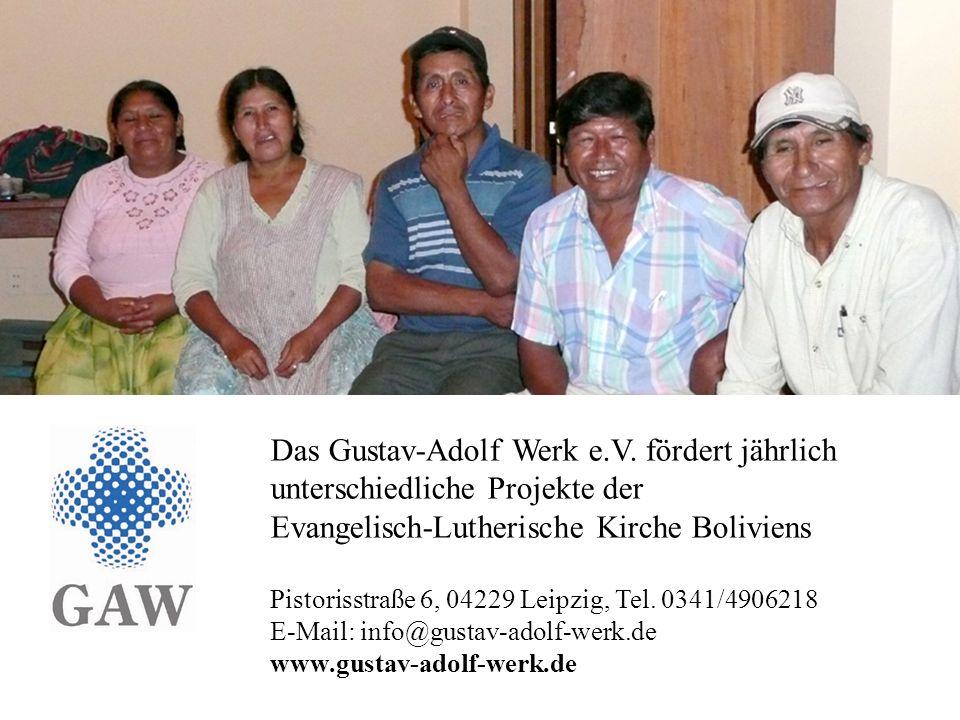 Das Gustav-Adolf Werk e.V.