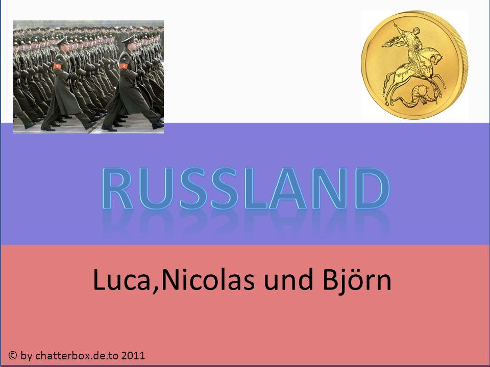 © by chatterbox.de.to 2011 Luca,Nicolas und Björn