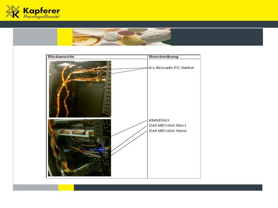 DELL PowerEdge 2900 - Storage Server