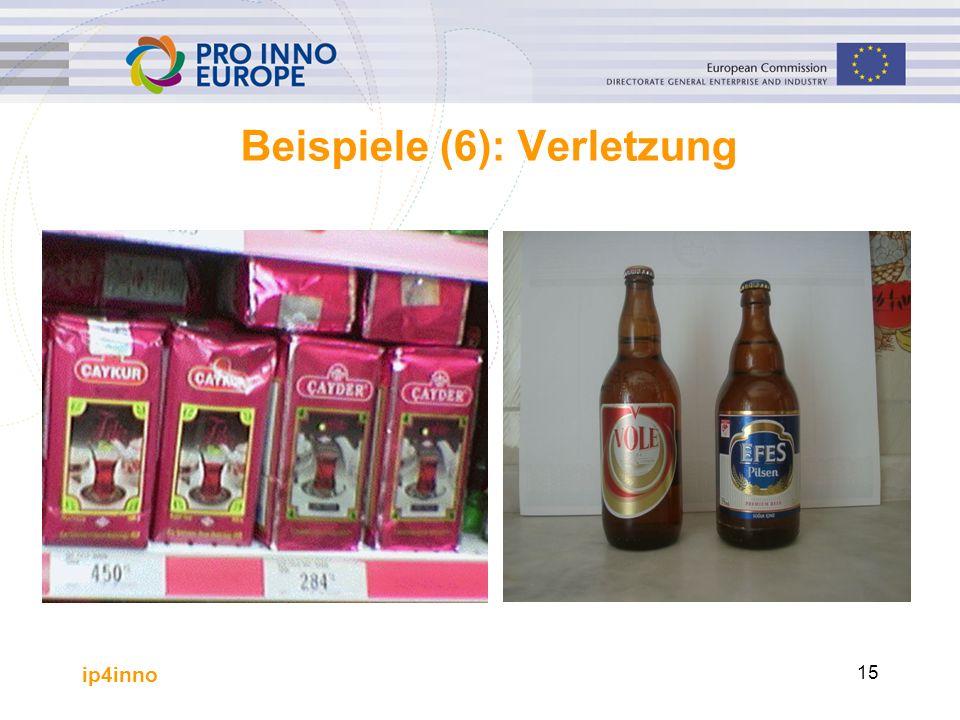 ip4inno 15 Beispiele (6): Verletzung.